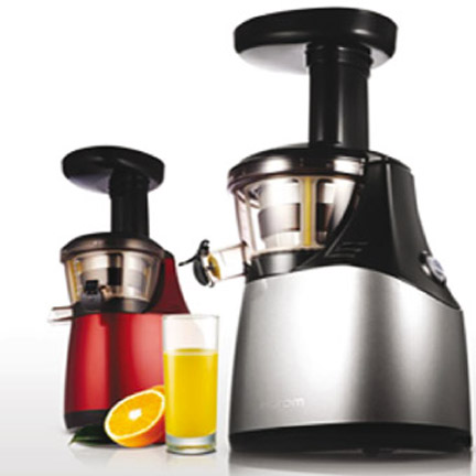 SlowJuicer - Hurom - Seite 1