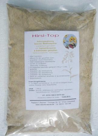 Hirsi-Top 1000g pack