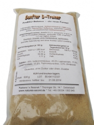 Sanfter D-Trainer - PreBio Balance, Beutel à 500 g